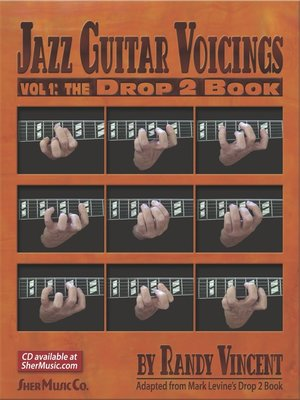 cover image of Jazz Guitar Voicings
